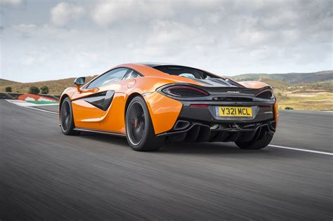 Mclaren 570s : Mclaren's Baby 570s Coupe Ready For Action, Order Books
