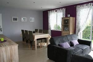 mur couleur lin et gris awesome peinture taupe gris salon With mur couleur lin et gris
