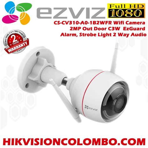 If you are using mobile phone, you could also use menu drawer from browser. EZVIZ CS-CV310-A0-1B2WFR Out Door Full HD 1080P Wifi Smart ...