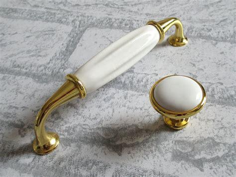 gold dresser pulls gold white knobs dresser pulls drawer pull ceramic kitchen