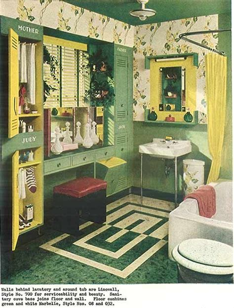 retro kitchen sinks 1940s decor 32 pages of designs and ideas from 1944 1944