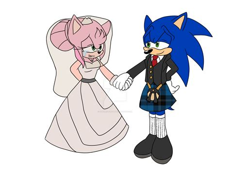Sonamy Wedding By Sonikkufan94 On Deviantart