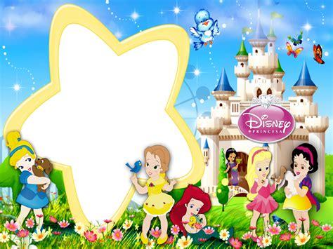 mascara digital princesas disney baby quero imagem