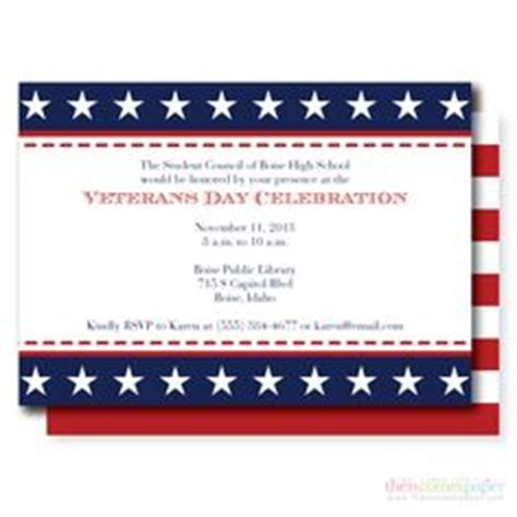 veterans day program template veterans day invitation search veterans day invitations search and