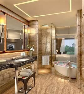 ديكورات حمامات مودرن - اماني 2011