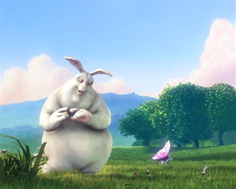 Rabbit Cartoon Character Hd Desktop Wallpaper 1280x1024