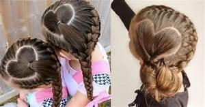 Coiffure Enfant Tresse : coiffure natte enfant ~ Melissatoandfro.com Idées de Décoration