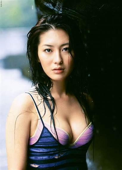 Haruna Yabuki Swimsuit Models Swimsuits Japanese Visiting