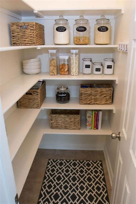 small pantry closet ideas  pinterest