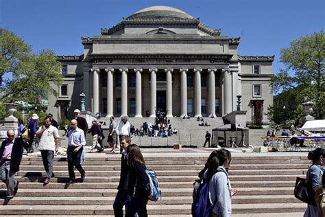 Columbia Law School Lets Students Postpone Exams Due to ...