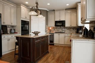 how to tile your kitchen replace honey oak doors w white oak quarter sawn 7372