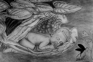 Baby Angel Drawing | www.imgkid.com - The Image Kid Has It!