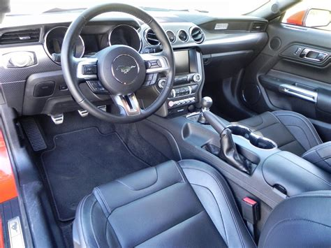 2015 ford mustang interior 2015 ford mustang gt is the best pony yet carnewscafe