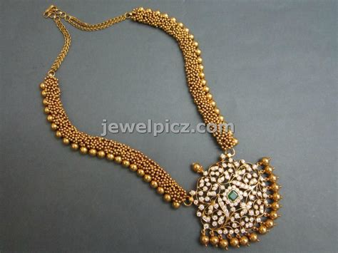 ear studs tibarumal jewellers temple necklace collection