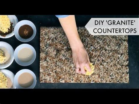 how to paint your countertops to look like granite how to paint your countertops to look like granite easy