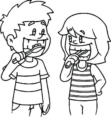 Toothbrush And Toothpaste Coloring Page Toothbrush And Toothpaste Coloring Page Homelandsecuritynews