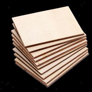 poplar wood blank shapes xmm wood plaque sign