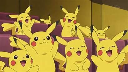 Pikachu Celebration Animated Gifer