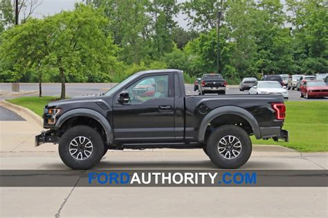 ford bronco mule spied wearing   body