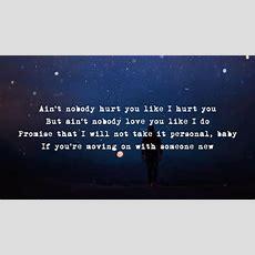 Lyrics 」  Ed Sheeran  Happier [ Official Audio Youtube