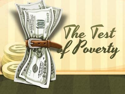 church powerpoint template  test  poverty