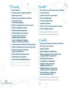 spa baskets wedding planning checklist