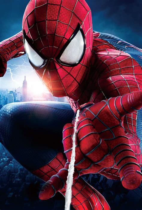 Nerd Reactor  The Amazing Spiderman's Mechanical