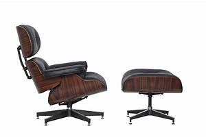 NEW Eames Classic Replica Lounge Chair Ottoman EBay