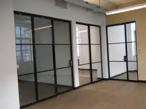 interior glass walls for homes interior glass partitions creating new and transparent