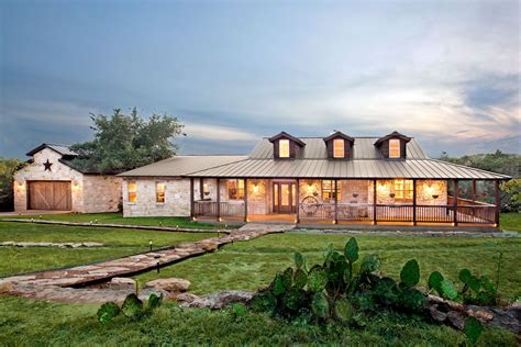 Texas Ranch Style Home In Austin Txis Part Of My Dream