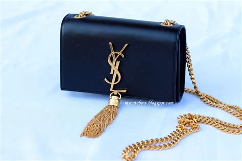gilt review ysl monogram tassel bag  cute bow cosplayer lifestyle blogger