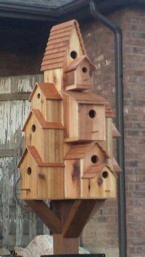 jills garden birdhouses birdhouse birds large bird