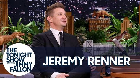 What Tattoos Does Jeremy Renner Have