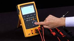 How To Rtd Measure And Source On The Fluke 754 Documenting