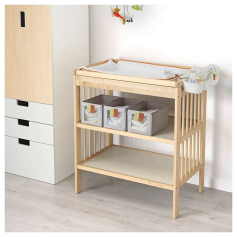 Klappbarer Wickeltisch Ikea by Ikea Gulliver Changing Table Comfortable Height For