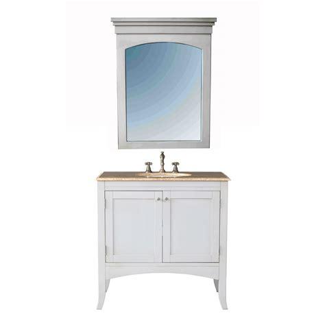stufurhome  alyssa single sink vanity  travertine
