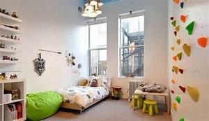 Aus Einem Zimmer Zwei Kinderzimmer Machen : kletterwand im kinderzimmer freude und gesundheit ~ Lizthompson.info Haus und Dekorationen