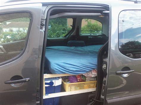 amenager voiture pour dormir ej86 montrealeast