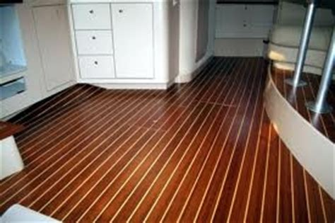 Boat Sole Flooring by Teak Sole Boat Cabin Floor Houseboat