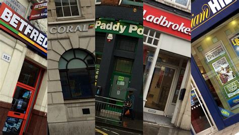 bookies hackney betting shops government announcement composite alternative council blight calls against support