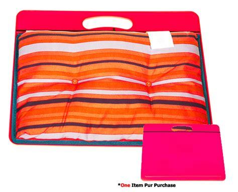laptop cushion lap desk comfy lap desk or laptop desk with cushion pink ebay