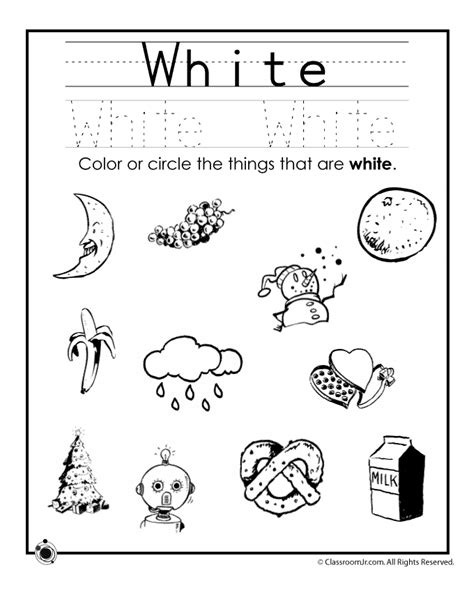 color worksheets for preschool coloring home 771 | zcX5zBncB