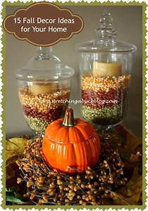 15 fall decor ideas for your home stretching a buck With home decorating ideas for fall