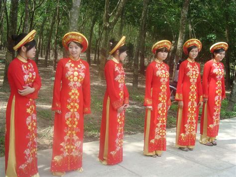 Vietnamese Dress Ao Dai