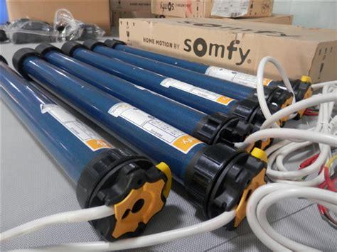 somfy motor roller blinds roller shutter from guangdong