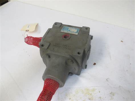 von ruden   angle  gear boxes ratio