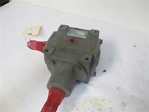 Von Ruden 15030 Right Angle 1 1 Gear Boxes Ratio 0011 1