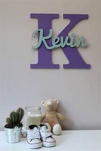 Buchstaben Deko Kinderzimmer : h lzerne buchstaben baby kinderzimmer wand h ngende babyzimmer kinderzimmer pinterest ~ Orissabook.com Haus und Dekorationen