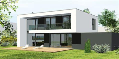 Moderne Puristische Häuser by Modernes Quot Arthaus 01 Quot Hdh Flachdach Haus