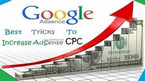 Best Tricks To Increase AdSense CPC